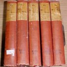 5 Volumes Library of WIT AND HUMOR Spofford 1910