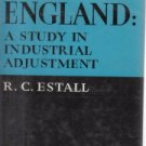 New England A Study In Industrial Adjustment R.C. Estall