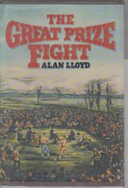 The Great Prize Fight Alan Lloyd HC