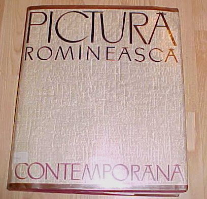 Pictura Romineasca Contemporana 1964 HC DJ