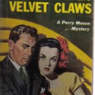 The Case of the Velvet Claws Erle Stanley Gardner 1947 Pocket PB