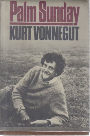 Palm Sunday Kurt Vonnegut HC DJ