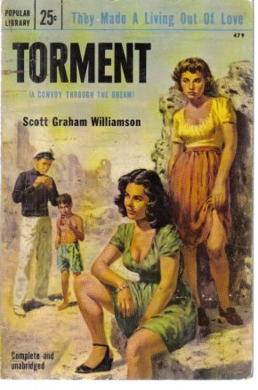 The Torment Scott Graham Williamson 1953 Pb