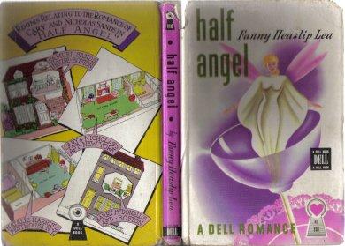 Half Angel Fanny Heaslip Lea Dell Mapback #118