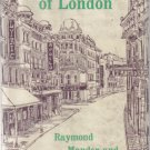 The Theatres of London Raymond Mander Joe Mitchenson 1961 HC