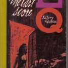 The Last Score Ellery Queen 1964 Pocket Paperback