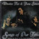 Songs of Our Time Winston Tan and Friends CD June Simon