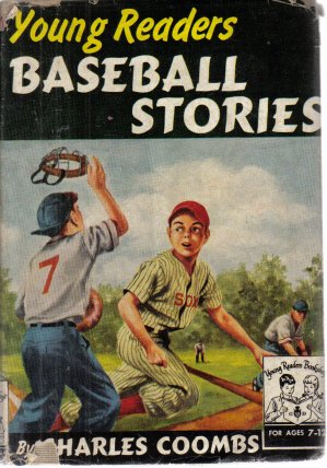 Young Readers Baseball Stories Charles Coombs