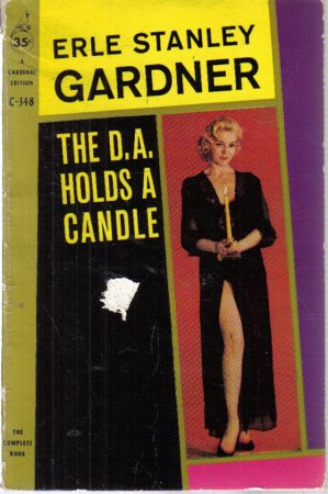 The D.A. Holds A Candle Erle Stanley Gardner