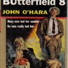 Butterfield 8 John O'Hara