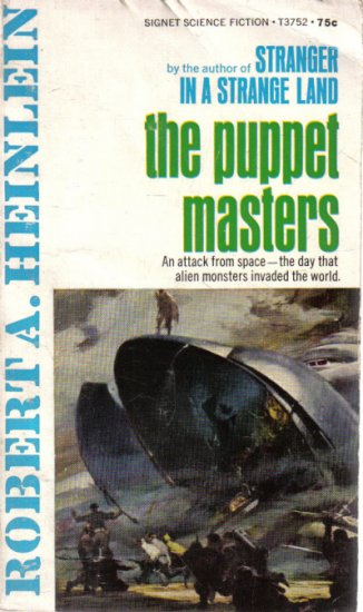 The Puppet Masters Robert A. Heinlein
