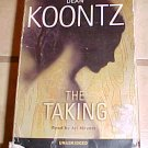 The Taking Dean Koontz audio cassette audiobook