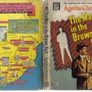 Man in the Brown Suit Agatha Christie Dell Mapback paperback