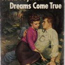 When Boyhood Dreams Come True James T. Farrell 1953 PB