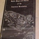 Battle Maps and Charts of the American Revolution
