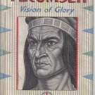 Tecumseh Vision of Glory Glenn Tucker 1956 HC DJ 1st edition