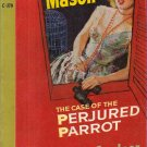 The Case of the Perjured Parrot Erle Stanley Gardner 1959 paperback