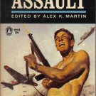 Assault edited by Alex K. Martin 1959 Paperback