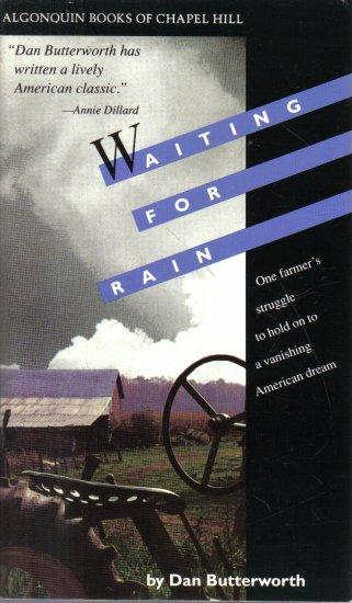Waiting For Rain Dan Butterworth