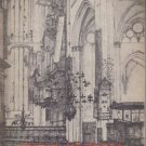 Dutch Drawings Masterpieces Five Centuries 1958-1959