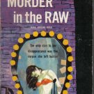 Murder in the Raw Bill Gault 1955 Paperback