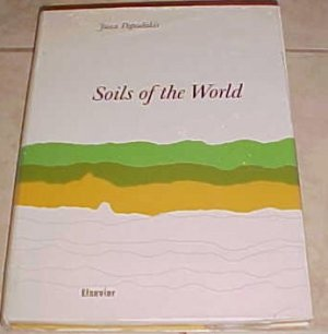 Soils of the World J. Papadakis 1969 hardcover