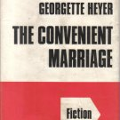 The Convenient Marriage Georgette Heyer Large Print