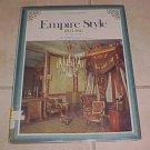 Empire Style 1804-1815 Nietta Apra