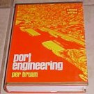Port Engineering Second 2nd edition Per Bruun HC DJ