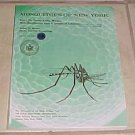 Mosquitoes of New York: Part I.  Genus Aedes Meigen With Identification Keys Genera Culicidae