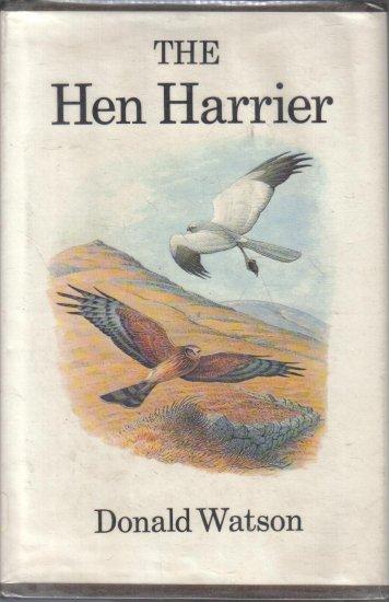 The Hen Harrier Donald Watson 1977 HC