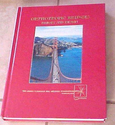 Orthotropic Bridges Theory Design 2nd ed Troitsky 1987 HC