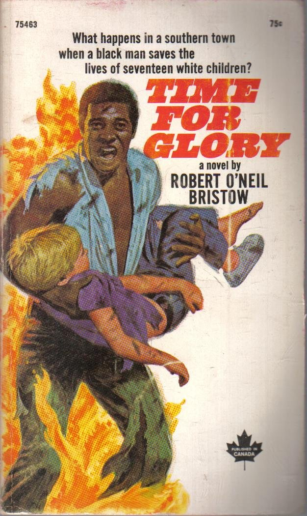 Time For Glory Robert O'Neill Bristow PB