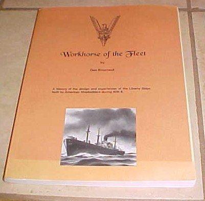 Workhorse of the Fleet Gun Bourneuf Liberty Ship WWII