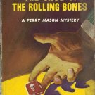The Case of the Rolling Bones Erle Stanley Gardner 1949 Vintage paperback