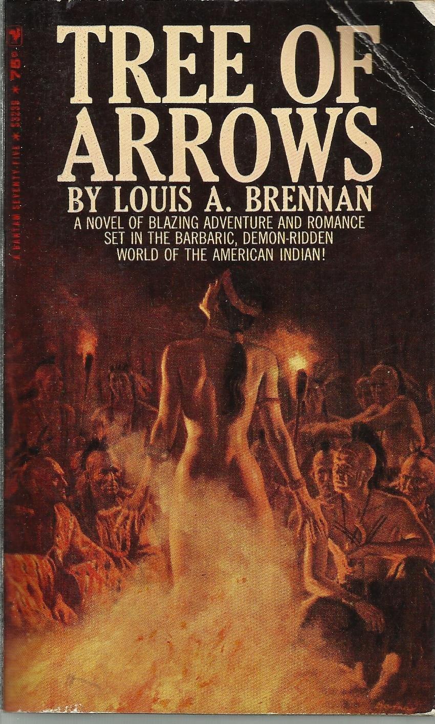 Tree of Arrows Louis A. Brennan Paperback