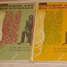 Audubon and His Journals Volume I and II (2 volumes) 1960 Reprint
