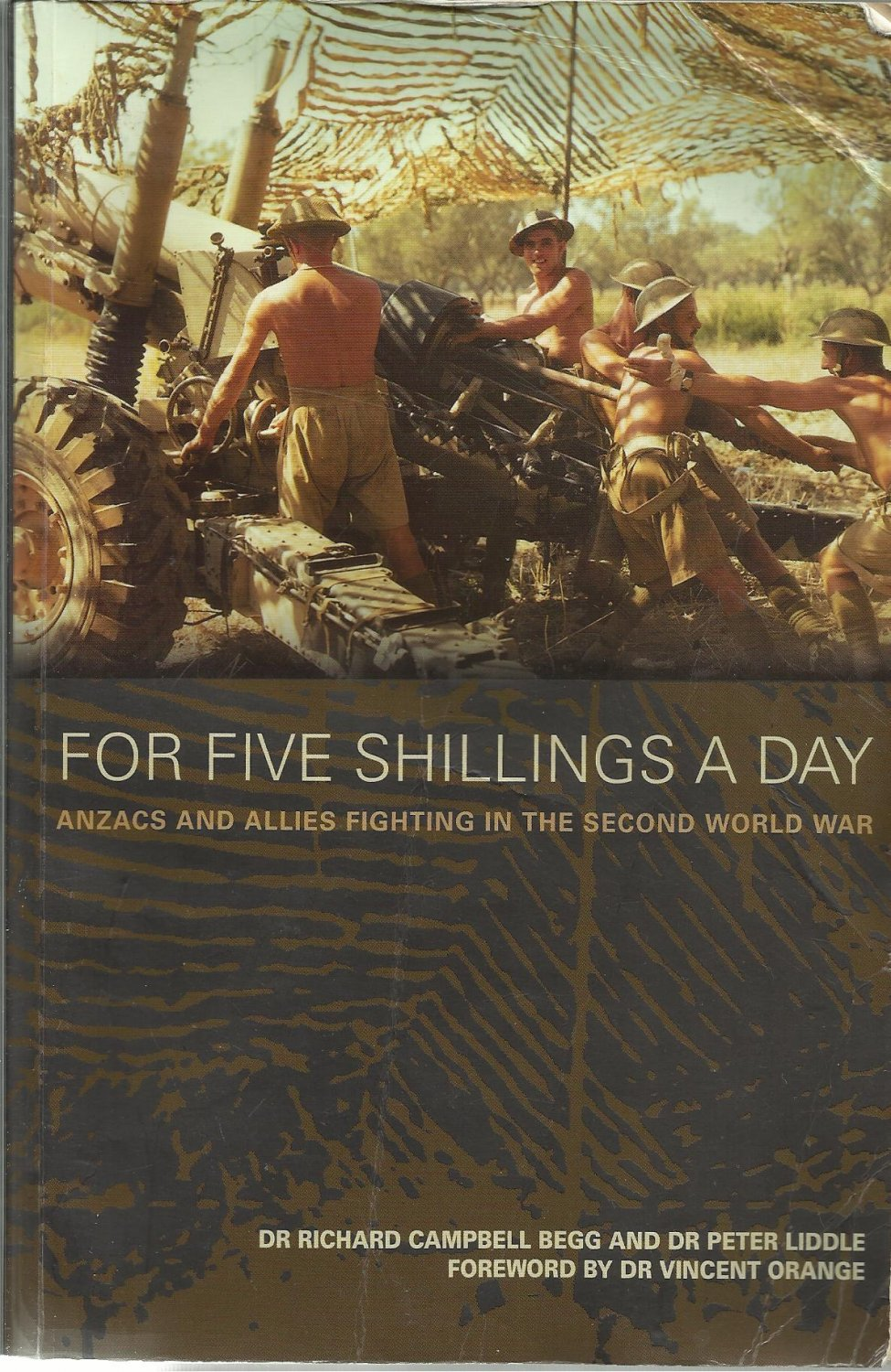 For Five Shillings A Day Begg Little