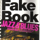 Jazz & Blues Volume One The Musician's Fake Book