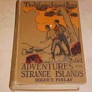 Wonder Island Boys Adventures on Strange Islands Roger T. Finlay