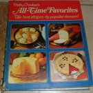 Betty Crocker's All Time Favorites Recipes Cook Book