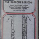 The Baroque Bassoon (Musical Heritage Society Audio Cassette)