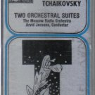 Peter Tchaikovsky Two Orchestral Suites (Musical Heritage Society Audio Cassette)