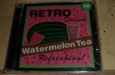 Watermelon Tea Refreshing! Retro Deluxe Brand New CD