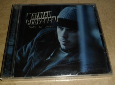 Dans Le Vide Mathieu Provencal Brand New CD