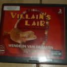 Villain's Lair The Gecko and Sticky (Audio Cds) by Wendelin Van Draanen