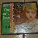 The Temptation of the Night Jasmine (unabridged audiobook cds)  Lauren Willig