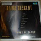 Blind Descent: Quest to Discover Deepest Place on Earth (Audio CD) Tabor