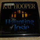 The Haunting of Josie Kay Hooper Unabridged audio books cd