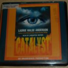 Catalyst Laurie Halse Anderson Unabridged Audio Books Cds